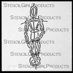 6x6 a-nat-a-my Articulated Figure