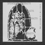 "Bird in Window Stencil S004 9x12 and  6""x6"""