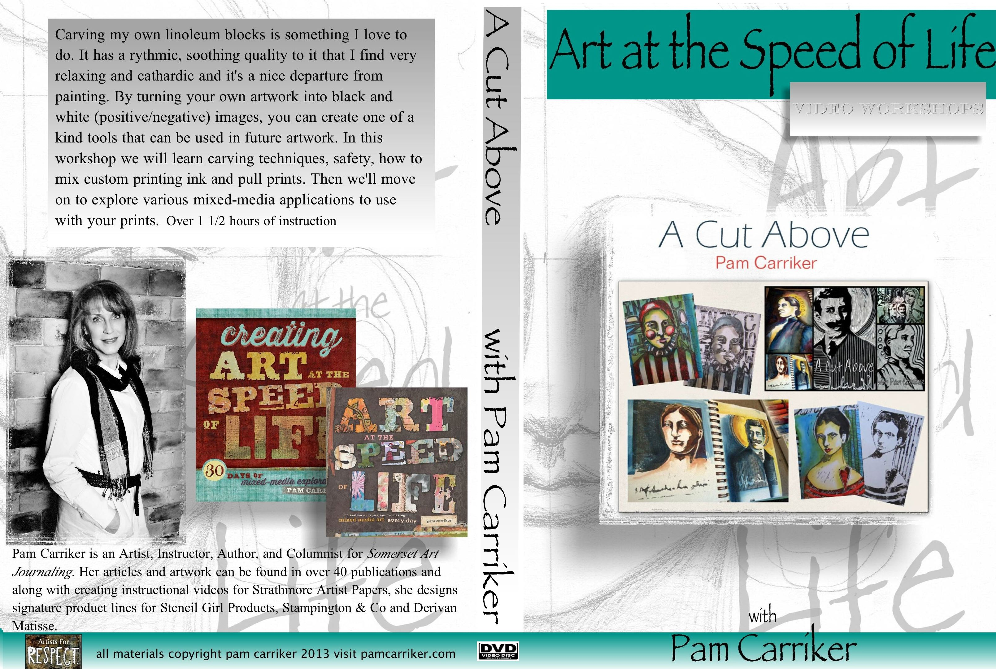 A Cut Above DVD Jacket 1.31.06 PM